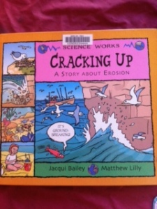 cracking up book