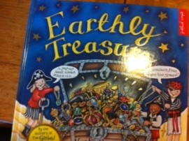 Earthly Treasure book cover
