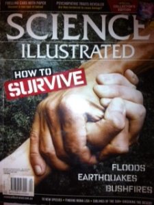 Science Illustrated How to Survive