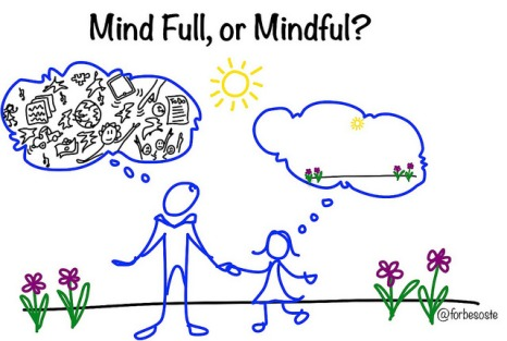 Mind Full, or Mindful? by Heidi Forbes Öste on Flickr https://www.flickr.com/photos/forbesoste/15655214702