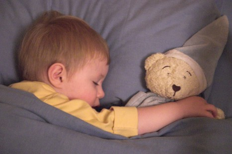 My Bedtime Bear, by Russell Tucker on Flickr. https://www.flickr.com/photos/russell300d/267199497 CC by-nd 2.0 https://creativecommons.org/licenses/by-nd/2.0/legalcode
